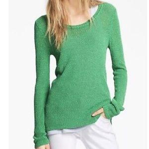 Rag & Bone Green lightweight sweater size small